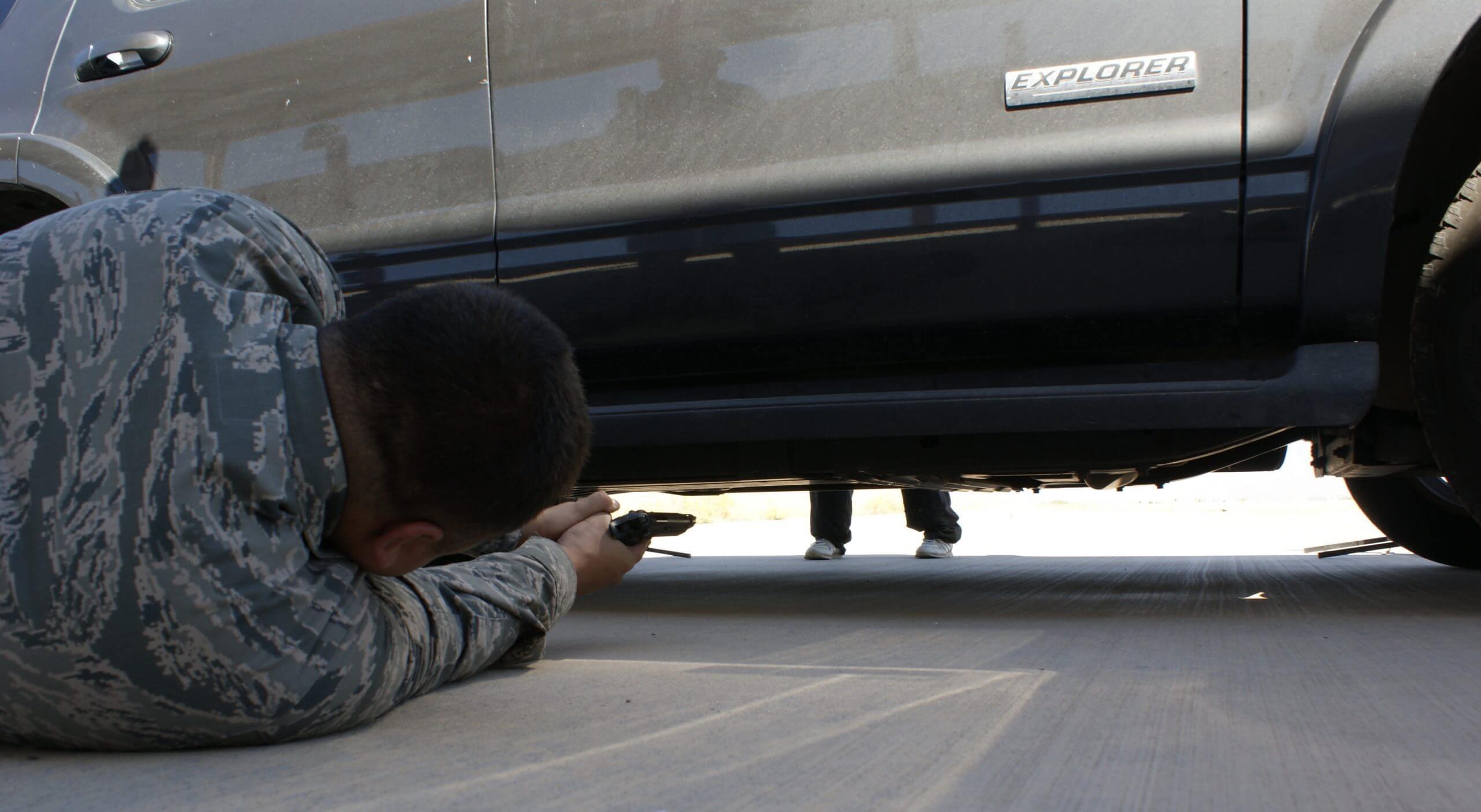Vehicle Gunfighting, 21 Nov 2020