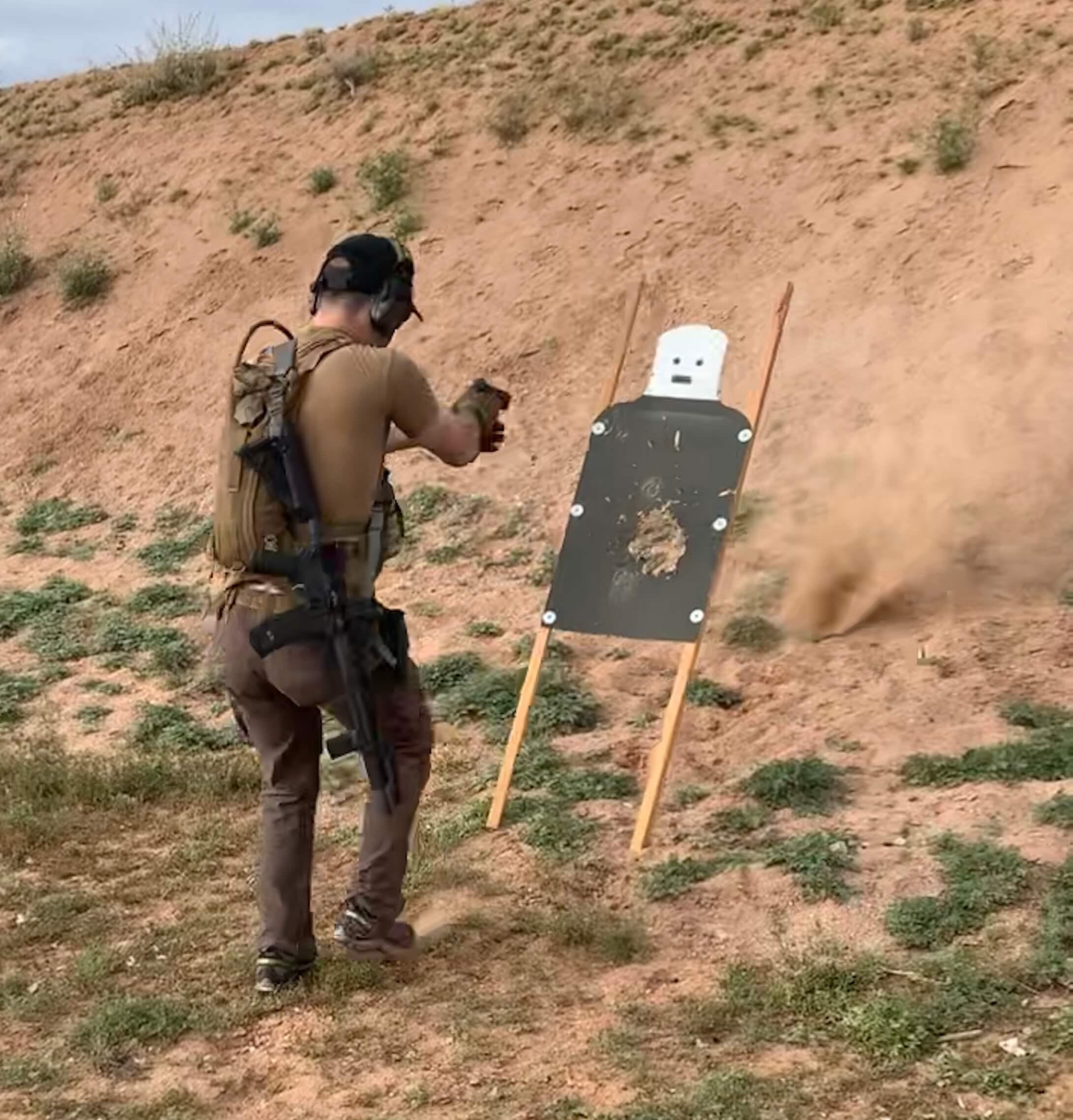 Disarm training photo