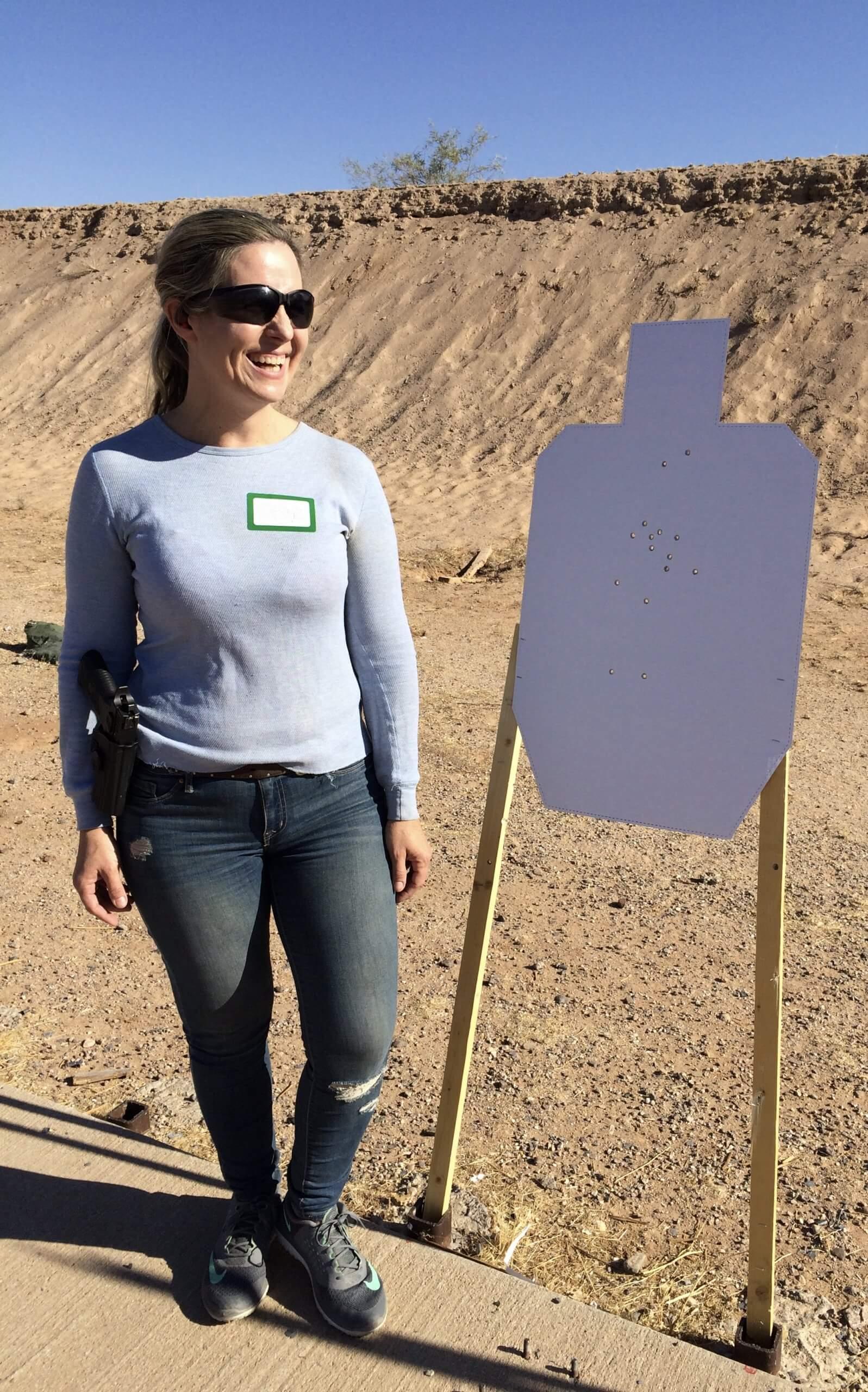 Women Only Pistol Fundamentals clinics
