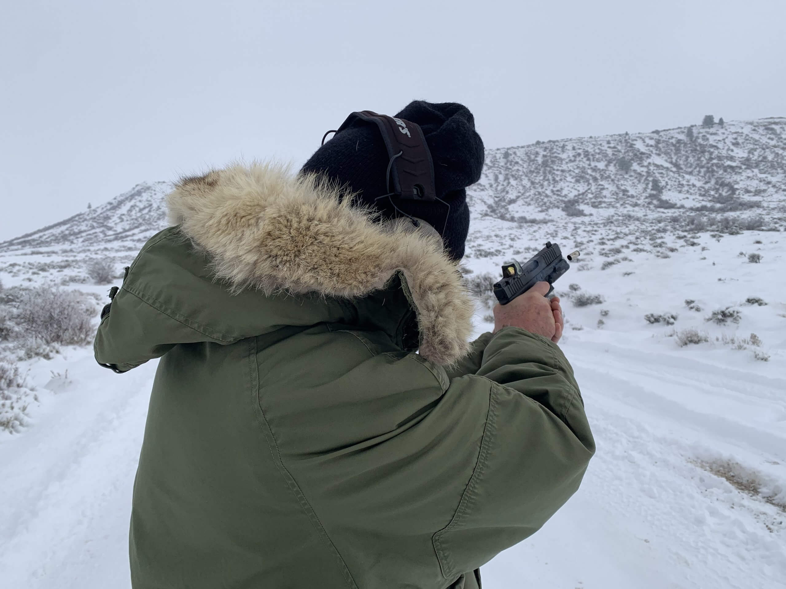 RMR Cold Weather Test
