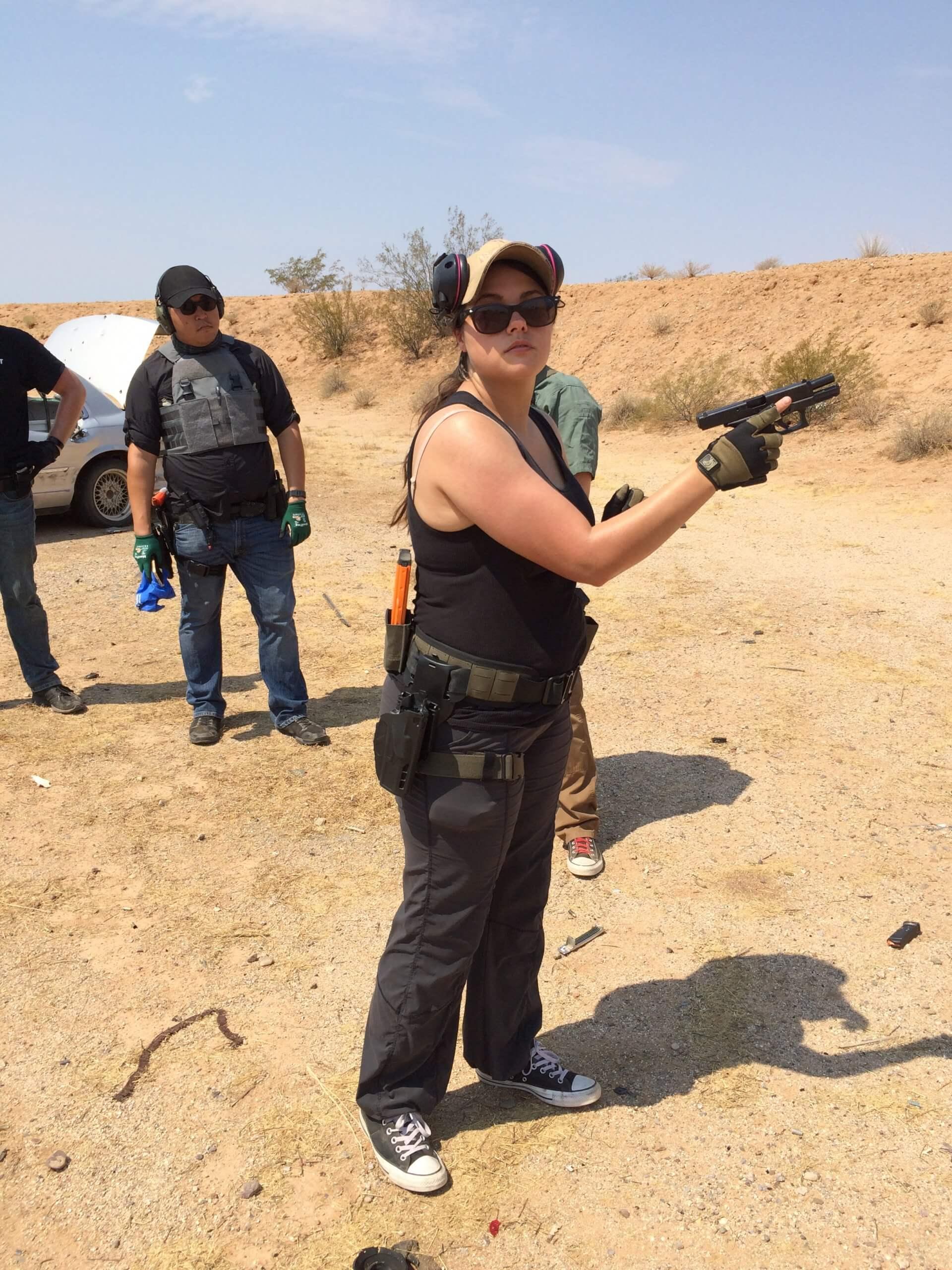 Pistol Fundamentals Clinics