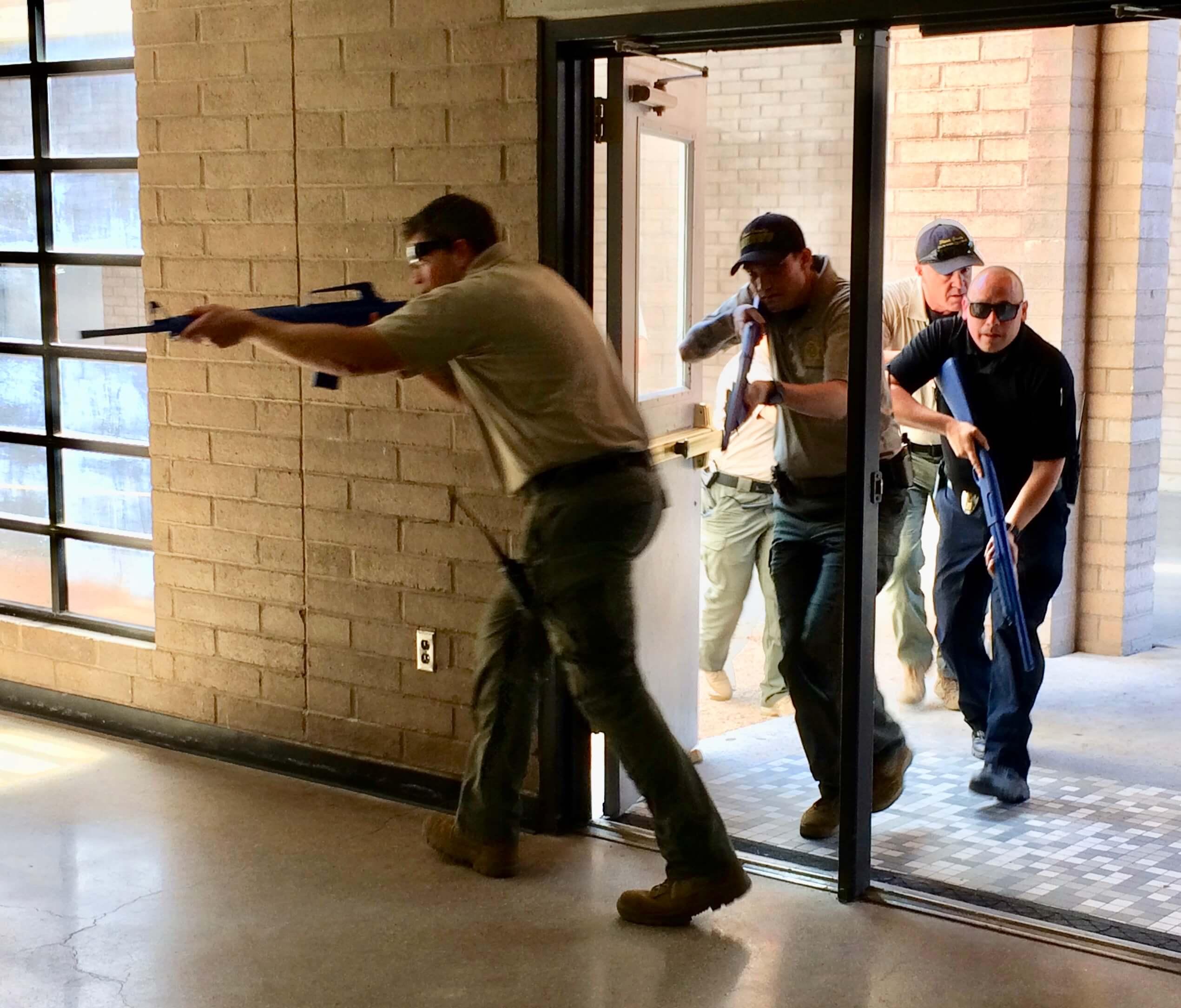 The Evolution of Police Long Guns