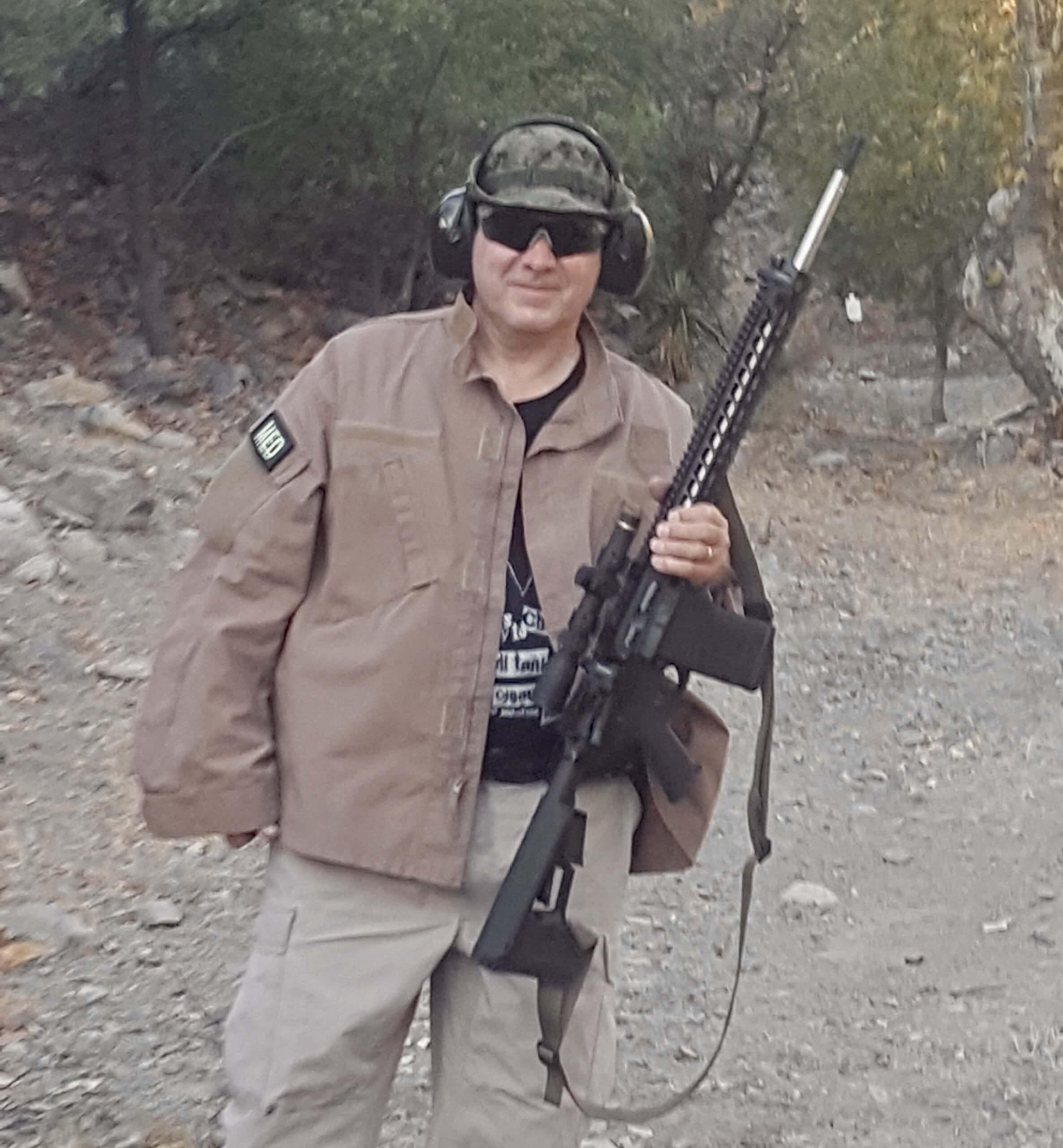 ASR Rifles and ASR Med Kits